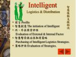 intelligent logistics distribution1