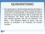 quinhentismo1