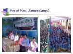 pics of masi almora camp