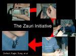 the zauri initiative
