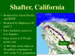 shafter california