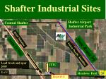 shafter industrial sites