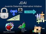 jdai juvenile detention alternative initiative