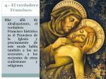 4 el verdadero francisco