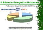 il bilancio energetico nazionale3