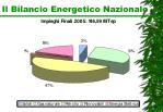 il bilancio energetico nazionale4