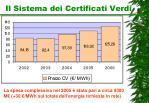 il sistema dei certificati verdi4