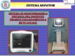 sistema monitor
