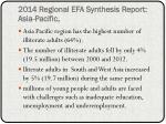 2014 regional efa synthesis report asia pacific