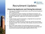 recruitment updates1