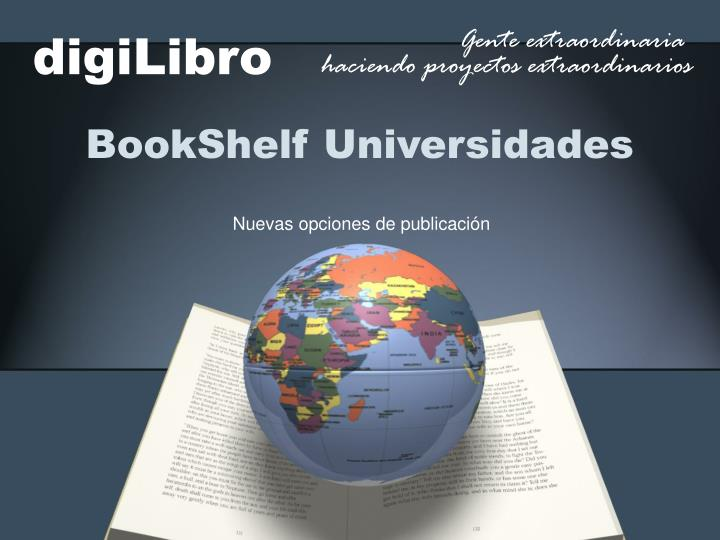 bookshelf universidades n.