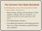 the common core state standards1
