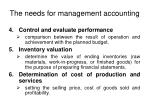 the needs for management accounting2