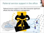 referral service support in the office1