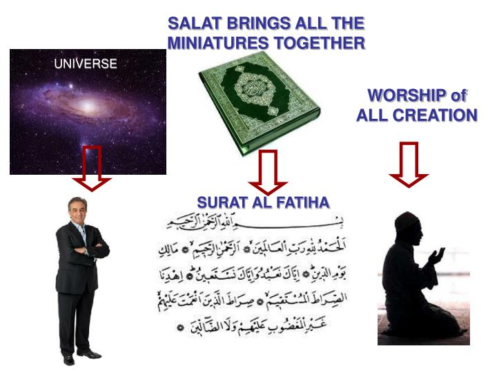 SALAT BRINGS ALL THE MINIATURES TOGETHER