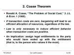 2 coase theorem