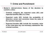7 crime and punishment