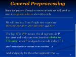 general preprocessing1
