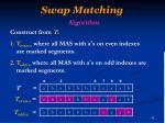 swap matching9