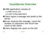 countserver overview