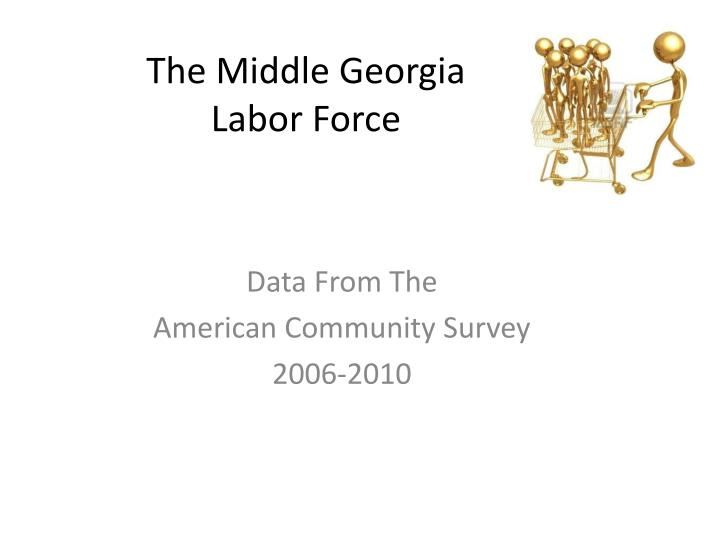 the middle georgia labor force n.