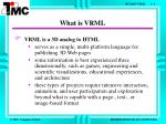 what is vrml1