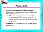what is vrml2