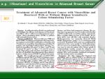e g docetaxel and vinorelbine in advanced breast cancer