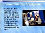 ehrenamtliches engagement1