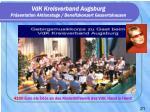 vdk kreisverband augsburg pr sentation aktionstage benefizkonzert gessertshausen