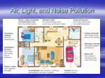 air light and noise pollution3