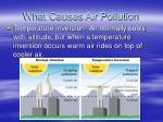 what causes air pollution11