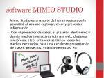 software mimio studio