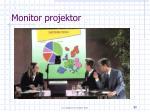 monitor projektor1