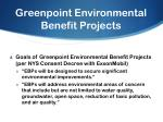 greenpoint environmental benefit projects1