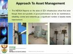 approach to asset management