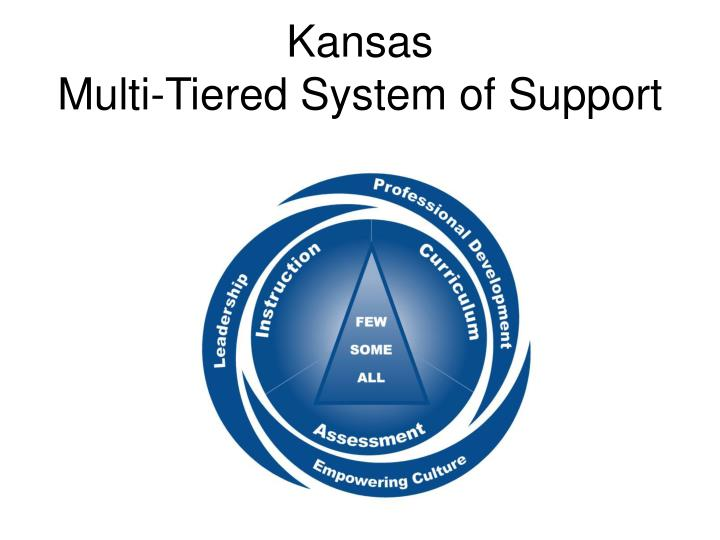 kansas multi tiered system of support n.