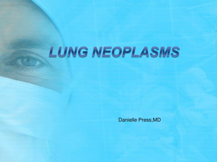 lung neoplasms n.
