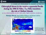 seawifs chlorophyll concentration may 25th to june 1st 1998