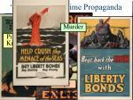 emotional wartime propaganda