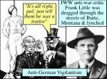 find image of vigilantism