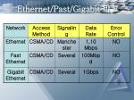 ethernet past gigabit