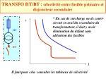 transfo ht bt s lectivit entre fusible primaire et disjoncteur secondaire