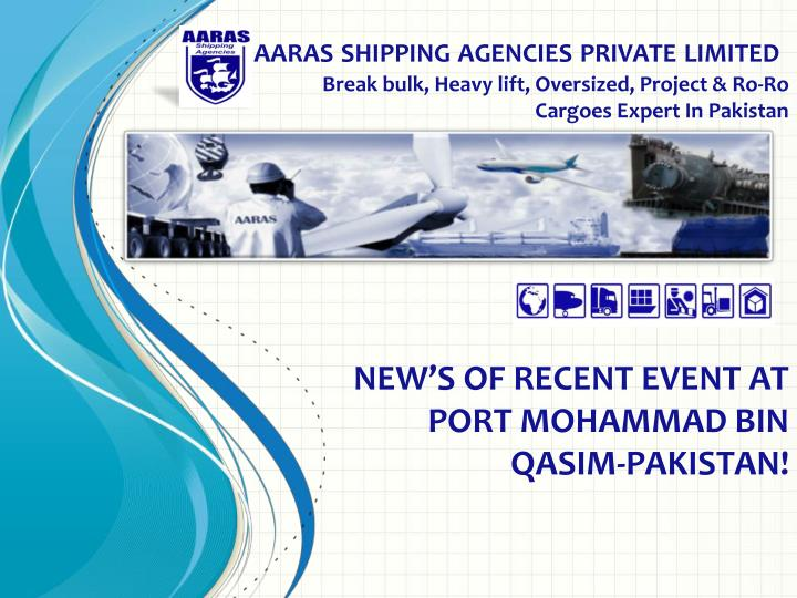 aaras shipping ag e ncies private limited n.