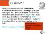 le web 2 0