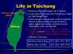 life in taichung