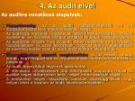 4 az audit elvei1