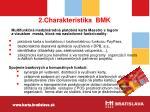2 charakteristika bmk