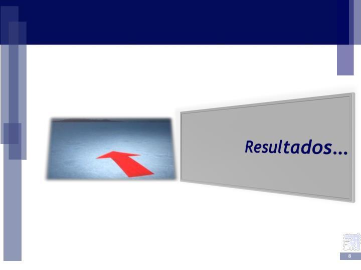 Resultados…