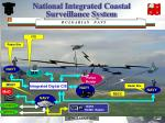 national integrated coastal surveillance system